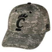 Adult Top of the World Cincinnati Bearcats Digital Camo One-Fit Cap