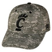Adult Top of the World Cincinnati Bearcats Digital Camo One-Fit Cap