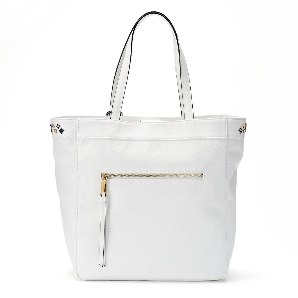 Juicy Couture Right Now Studded Tote with Pouch