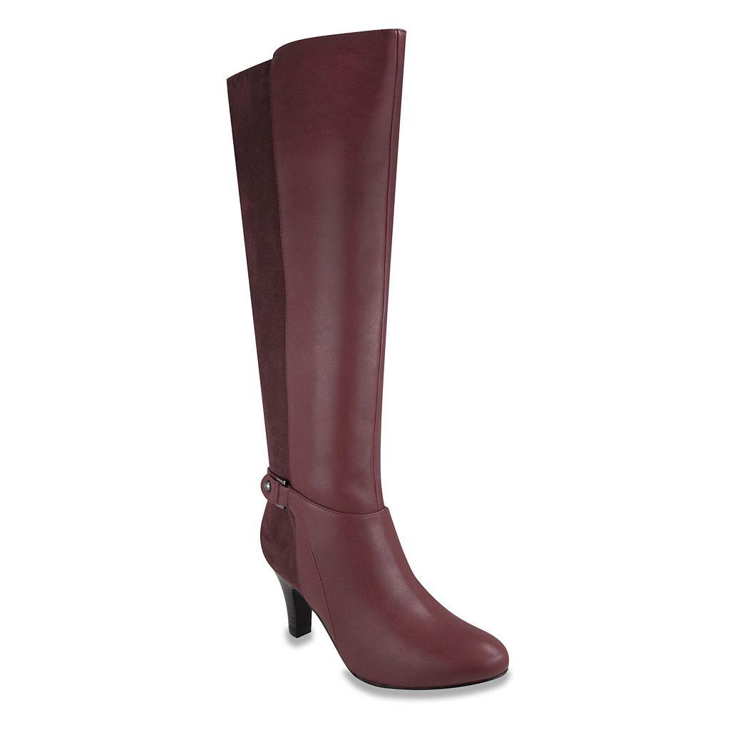 London Fog Event Women's Knee-High Boots
