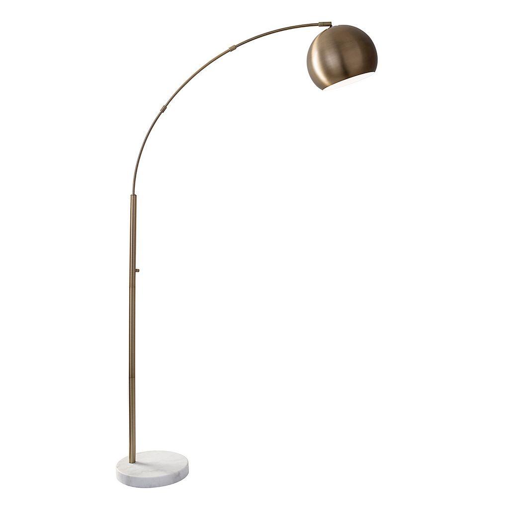 Adesso Astoria Dome Arc Floor Lamp