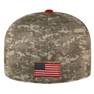 Adult Top of the World Louisville Cardinals Digital Camo One-Fit Cap