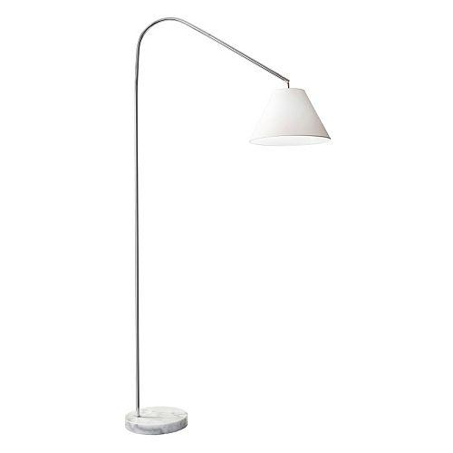Adesso Willa Arc Floor Lamp
