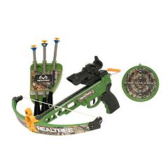 NKOK 14-in. RealTree Pistol Crossbow Set