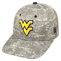 Adult Top of the World West Virginia Mountaineers Digital Camo One-Fit Cap