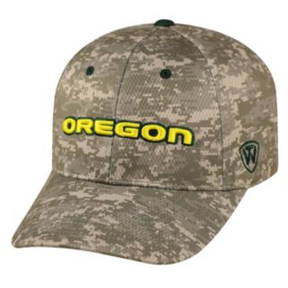 Adult Top of the World Oregon Ducks Digital Camo One-Fit Cap
