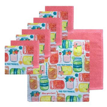 The Big One® Southern Dish Towels - 10-pk.