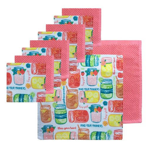 The Big One® Sweet Tea Dishcloth 10-pack