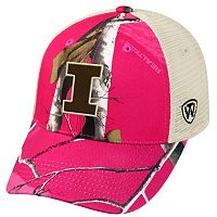 Adult Top of the World Illinois Fighting Illini Doe Camo Adjustable Cap