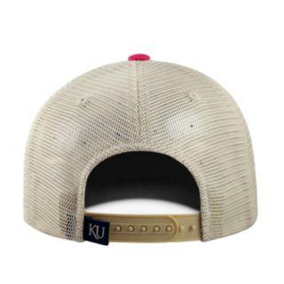 Adult Top of the World Kansas Jayhawks Doe Camo Adjustable Cap
