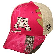 Adult Top of the World Minnesota Golden Gophers Doe Camo Adjustable Cap