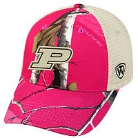 Adult Top of the World Purdue Boilermakers Doe Camo Adjustable Cap