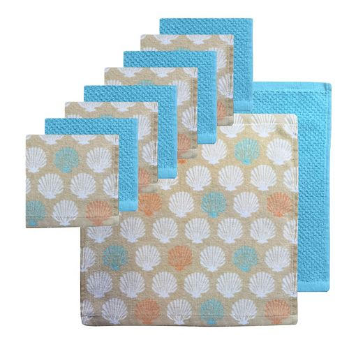 The Big One® Shell Dish Towels 10-pack
