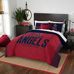 Los Angeles Angels of Anaheim Grand Slam Full/Queen Comforter Set by Northwest