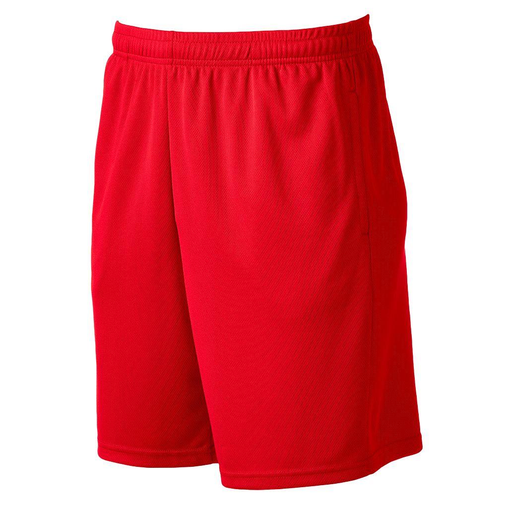 Men's Tek Gear® Textured Mesh Shorts
