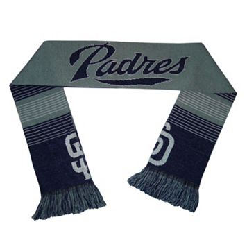 Adult Forever Collectibles San Diego Padres Reversible Scarf