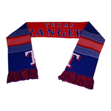 Adult Forever Collectibles Texas Rangers Reversible Scarf