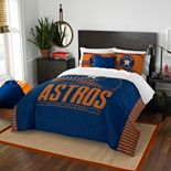 Houston Astros Grand Slam Full/Queen Comforter Set by Northwest