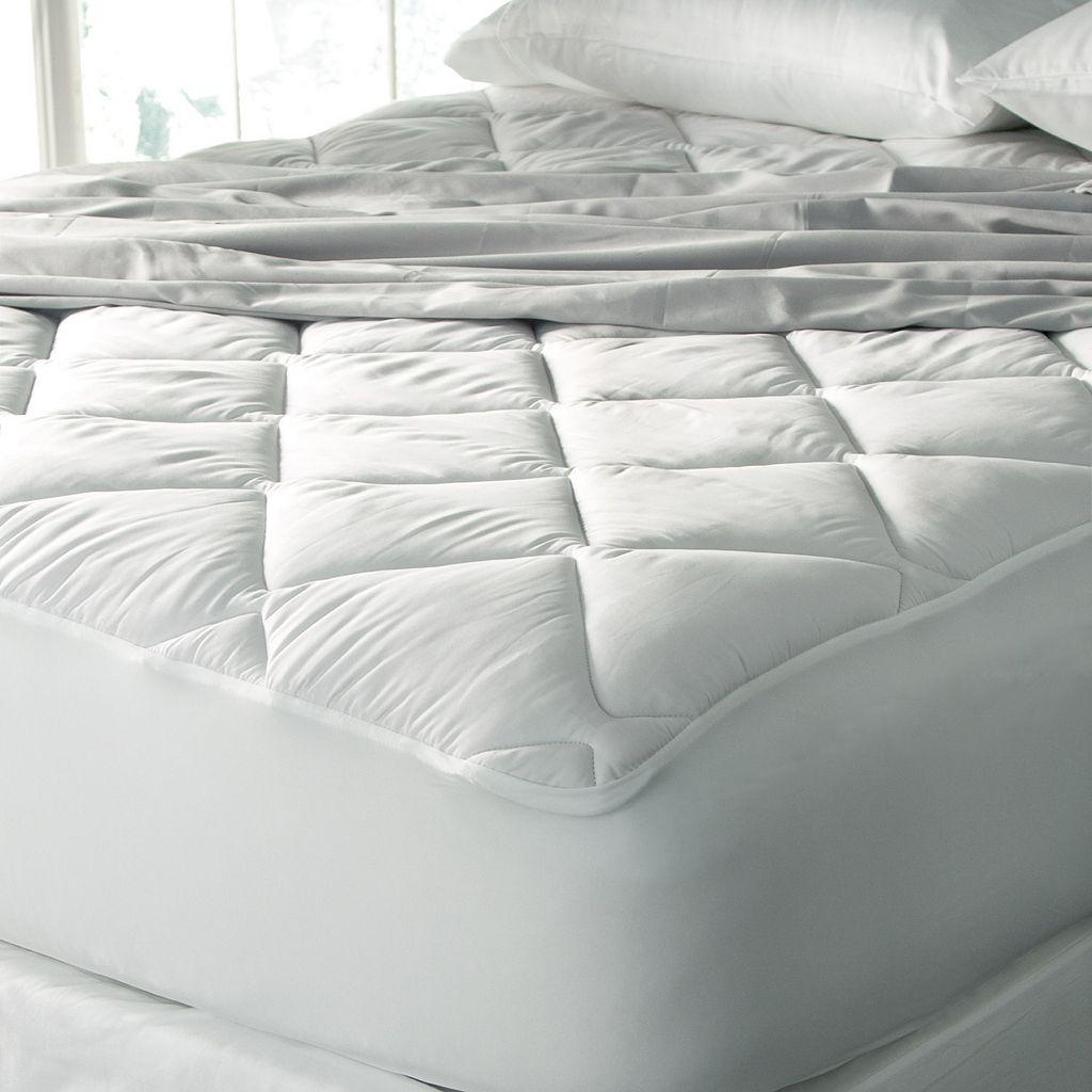 Eddie Bauer 400 Thread Count Premium Cotton Mattress Pad