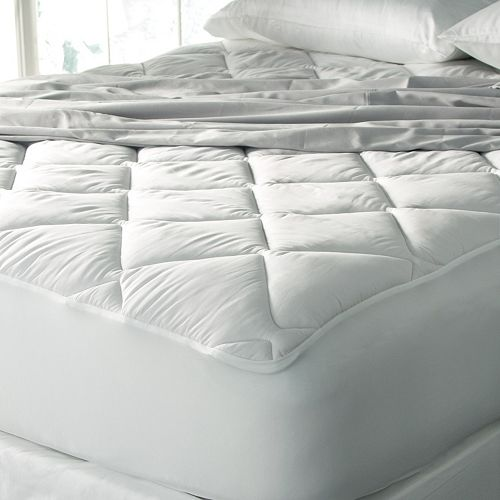 Eddie Bauer 400 Thread Count Premium Cotton Mattress Pad
