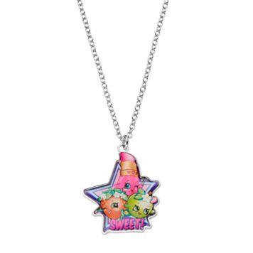 Shopkins Kids' Star Pendant Necklace