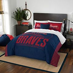 Atlanta Braves Grand Slam Full/Queen Comforter Set by Northwest