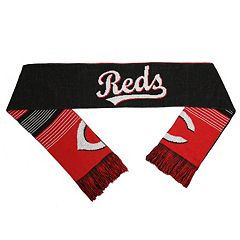 Adult Forever Collectibles Cincinnati Reds Reversible Scarf