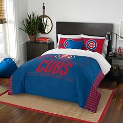 Chicago Cubs Grand Slam Full/Queen Comforter Set by Northwest