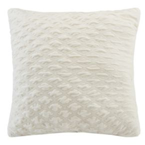 Bombay Victoria Euro Ruched Throw Pillow