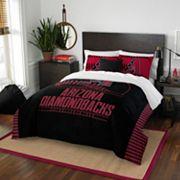 Arizona Diamondbacks Grand Slam Full/Queen Comforter Set by Northwest