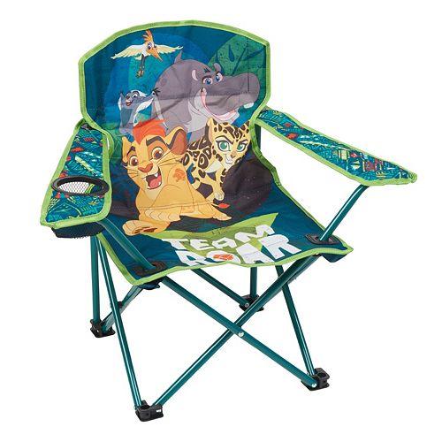 Disney S The Lion Guard Kids Folding Chair