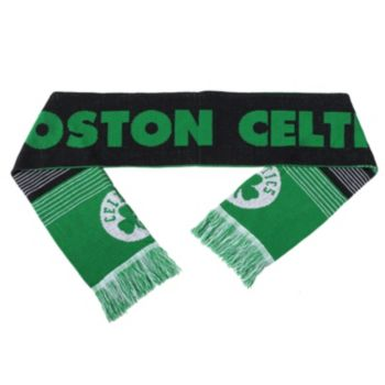 Adult Forever Collectibles Boston Celtics Reversible Scarf