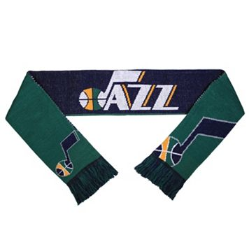 Adult Forever Collectibles Utah Jazz Reversible Scarf