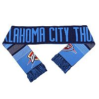 Adult Forever Collectibles Oklahoma City Thunder Reversible Scarf