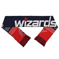 Adult Forever Collectibles Washington Wizards Reversible Scarf