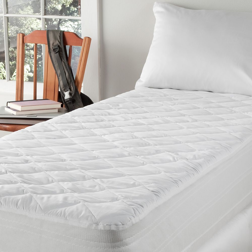 Downlite Waterproof Twin Xl Mattress Pad