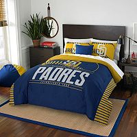 San Diego Padres Grand Slam Full/Queen Comforter Set by Northwest