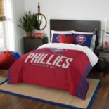 Philadelphia Phillies Grand Slam Full/Queen Comforter Set by Northwest