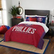 Philadelphia Phillies Grand Slam Full/Queen Comforter Set by Northwest