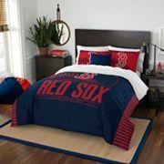 Boston Red Sox Grand Slam Full/Queen Comforter Set by Northwest