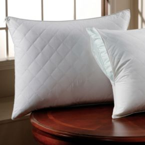 Sateen Quilted 300 Thread Count Pillow Protector