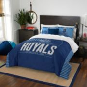 Kansas City Royals Grand Slam Full/Queen Comforter Set by Northwest