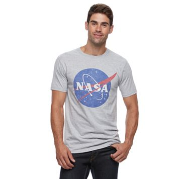 Men's NASA Logo Tee