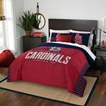 St. Louis Cardinals Grand Slam Full/Queen Comforter Set by Northwest