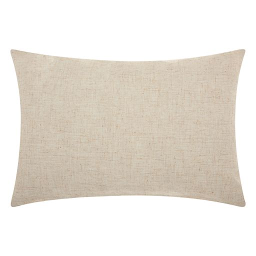 Mina Victory Home for the Holidays ''Naughty'' Oblong Throw Pillow