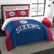 Philadelphia 76ers Reverse Slam Full/Queen Comforter Set by Northwest