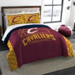 Cleveland Cavaliers Reverse Slam Full/Queen Comforter Set by Northwest