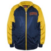 Big & Tall Majestic Cleveland Cavaliers Back Track Tricot Jacket
