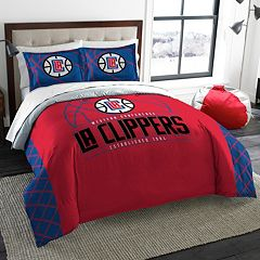 Los Angeles Clippers Reverse Slam Full/Queen Comforter Set by Northwest