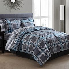Chelsea Plaid Bedding Set